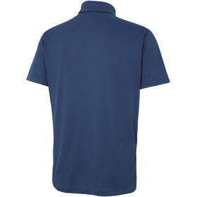 Ziener Canot Polo Shirt Men dark navy